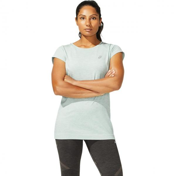 RACE SEAMLESS SS TOP